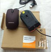 LENOVO M20 USB Optical Mouse Black | Laptops & Computers for sale in Greater Accra, Dzorwulu