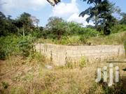 A Plot Of Land Footings Of A 4 Bbed Room   Houses & Apartments For Sale for sale in Eastern Region, Kwahu East