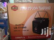 Elbee 1000VA Step Up/Step Down Transformer | Manufacturing Materials & Tools for sale in Greater Accra, Akweteyman