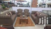 CHESTERFIELD FAROS SUEDE LEATHER SOFA SET | Furniture for sale in Greater Accra, Accra Metropolitan