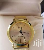 Gold Plated Ladies Mesh Watch | Watches for sale in Greater Accra, Teshie-Nungua Estates