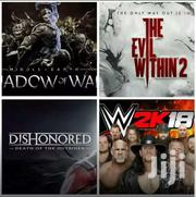 New Latest Games For PC (Full) | Video Game Consoles for sale in Greater Accra, Akweteyman