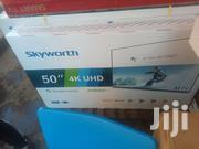 Skyworth 50 Android Smart 4k Satellite | TV & DVD Equipment for sale in Greater Accra, Accra Metropolitan