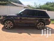 Land Rover Range Rover Sport 2010 Black | Cars for sale in Central Region, Awutu-Senya