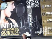 Rode NT1 A Microphone For Sale | Audio & Music Equipment for sale in Greater Accra, East Legon