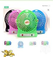 Portable Mini Rechargeable Fan | Home Appliances for sale in Greater Accra, South Kaneshie