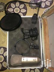 Behringer Studio Mic, Shock Mount, Stand And   Filter | TV & DVD Equipment for sale in Greater Accra, Tema Metropolitan