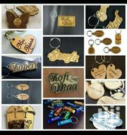 Wooden Customized Key Holders (Retail/Wholesale) | Manufacturing Services for sale in Greater Accra, East Legon (Okponglo)