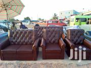 Sofa Set With Three In One | Furniture for sale in Greater Accra, Kwashieman