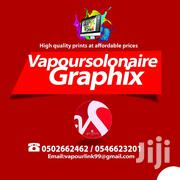 Graphic Designer | Computing & IT CVs for sale in Greater Accra, Adenta Municipal