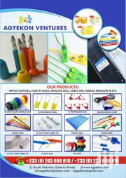 Security Seals, Cable Ties, Stationery And More | Stationery for sale in Greater Accra, Dansoman