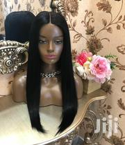 Peruvian Silky Straight Wig Cap 14 Inch | Hair Beauty for sale in Greater Accra, Odorkor