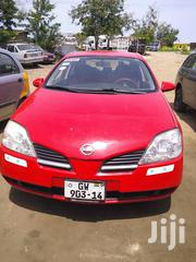 Nissan Primera 2010 Red | Cars for sale in Central Region, Gomoa West