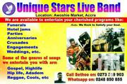 Unique Stars Live Band | Automotive Services for sale in Greater Accra, Abelemkpe