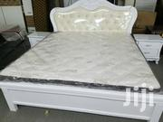 Queen Size Bed Frame | Furniture for sale in Greater Accra, Ledzokuku-Krowor