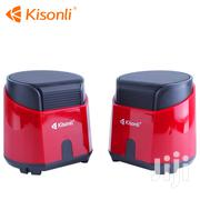 Kisonli USB Speaker K-500 | Audio & Music Equipment for sale in Greater Accra, Kokomlemle