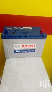 17 Plates Bosch Battery 12volts 90ah + Free Instant Delivery | Vehicle Parts & Accessories for sale in Greater Accra, North Kaneshie