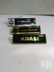 Reusable/Permanent Name Tags | Automotive Services for sale in Greater Accra, Akweteyman