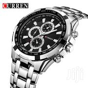 Stylish Men Stainless Chain Business Watch | Jewelry for sale in Greater Accra, Abelemkpe
