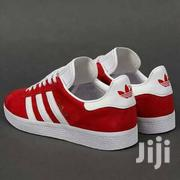 Adidas Gazelle Shoes Men Red White | Shoes for sale in Greater Accra, East Legon