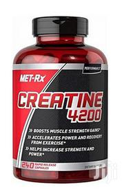 Creatine 4200 - 240 Rapid Release Capsules | Vitamins & Supplements for sale in Greater Accra, Okponglo