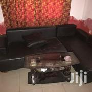Sofa Chair and Glass Table | Furniture for sale in Greater Accra, Kwashieman
