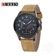 CURREN 8152 Dial Calendar Watch | Watches for sale in Greater Accra, Abelemkpe