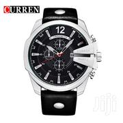 Original Curren 8176 Men Quartz Watch Black | Watches for sale in Greater Accra, Abelemkpe