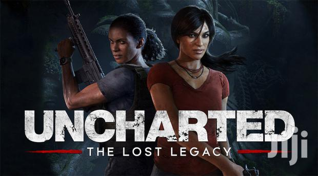 Ps4 Uncharted Lost Legacy Digital Game