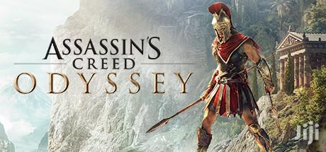 Ps4 Assassins Creed Odyssey Digital Game