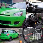 Mitsubishi Mirage 2014 Green | Cars for sale in Greater Accra, Kwashieman
