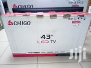 """Chigo 43"""" LED TV 